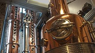 TOURS @ District Distilling Co.