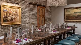 Wine Blending Experience at Grand Bohemian Hotel Charleston