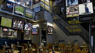Buffalo Wild Wings - Times Square