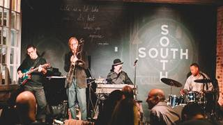 SOUTH Jazz Parlor