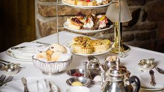 Afternoon Tea at the Briarwood Inn