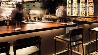 Momofuku Ko - Counter Seating