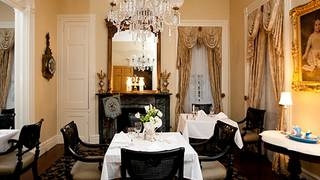 Restaurant 1818 at Monmouth Historic Inn & Gardens