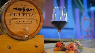 Giulietta's Cantina Club
