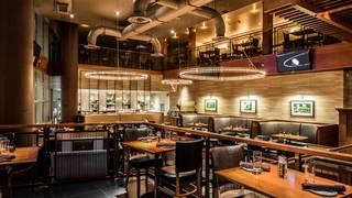 Best American Restaurants In Victory Park
