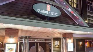 Charcoal and Woodz - Holiday Inn Cloverdale Surrey
