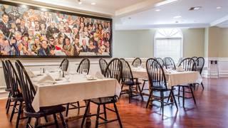 Tarragon Restaurant   Atherton Hotel Part 96