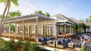 The Deck at 560- HIlton Marco Island Resort and Spa