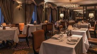 The Saddle Room at the Shelbourne Hotel