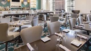 Poets Modern Cocktails & Eats @ Hotel Indigo Baltimore