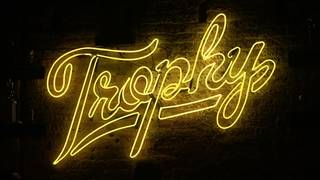 Trophy Brewing Tap & Table
