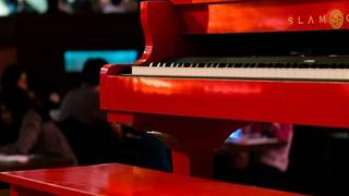 The Funky Chicken Kitchen featuring the Aussie Rules piano show