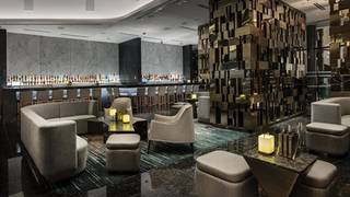 The Trump Champagne Lounge - Trump International Hotel & Tower® Vancouver