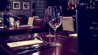 Silk Room Restaurant & Champagne Bar