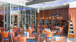 Cafe Blue - Hill Country Galleria