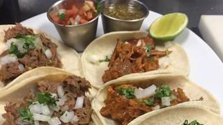 Quesadillas & Chilaquiles