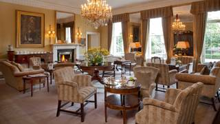 Afternoon Tea at The Merrion Hotel