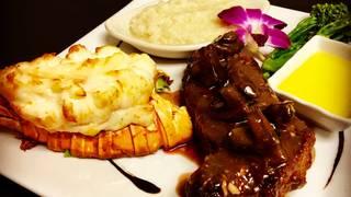 Garlic Prime Steak & Seafood