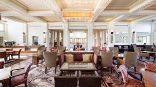 The Tea Lounge - Hyatt Hotel Canberra