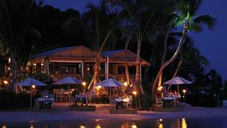 The Dining Room at Little Palm Island