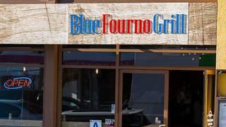 Blue Fourno Grill