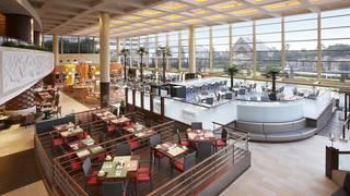 Grand Café - Sheraton Grande Tokyo Bay Hotel
