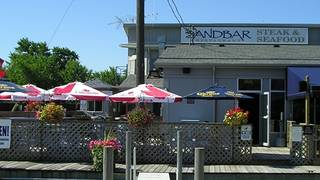 The Sandbar Waterfront Grill