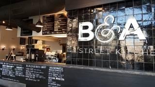 B & A Street Kitchen