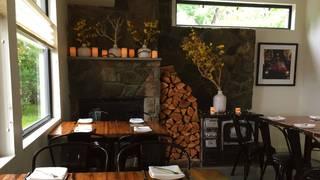 Saffron Table