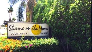 Shame on the Moon