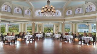 Main Dining Room at the Omni Mount Washington Resort