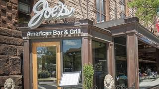 Joe's American Bar and Grill - Boston