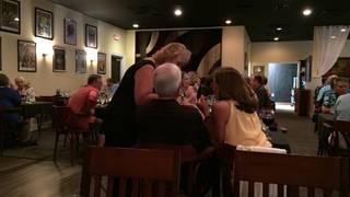 Sunset Cork Room Restaurant & Wine Bar