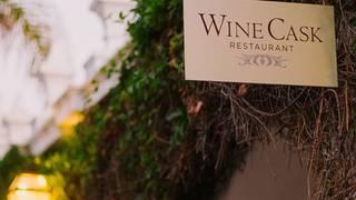 Wine Cask - Santa Barbara