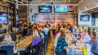 Red Door Woodfired Grill - Leawood