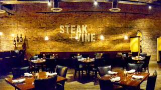 Steak + Vine