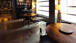 Momofuku Ko - Table Seating