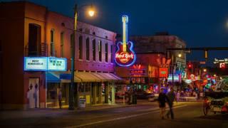 Hard Rock Cafe - Memphis