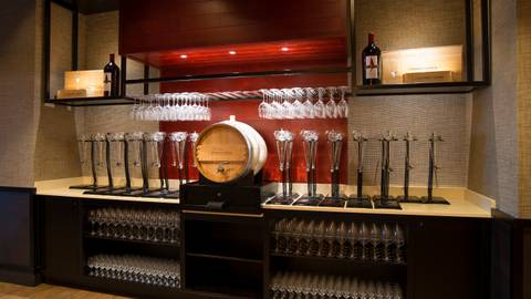 Coopers Hawk Winery Restaurant Richmond Richmond Va