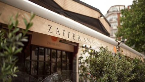 a135763d6fb0ab Zafferano Restaurant - London, | OpenTable