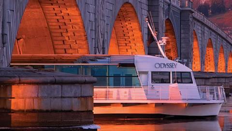 Odyssey Cruises Washington D C  Restaurant - Washington, DC