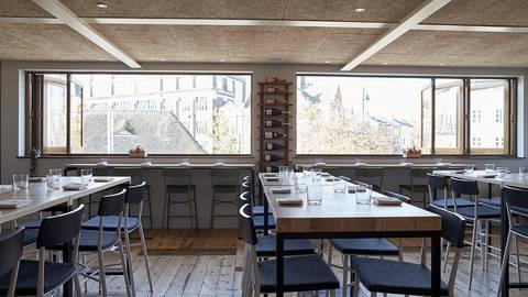 Upstairs Restaurant London Opentable