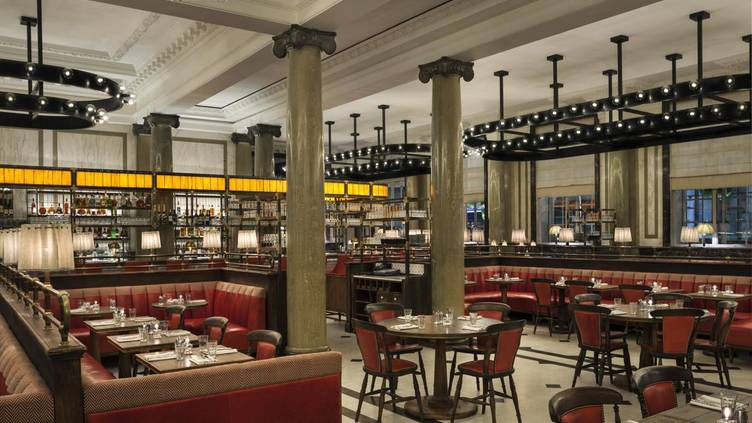 Holborn Dining Room London Opentable