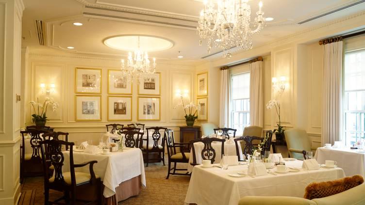 Lafayette Restaurant Washington Dc