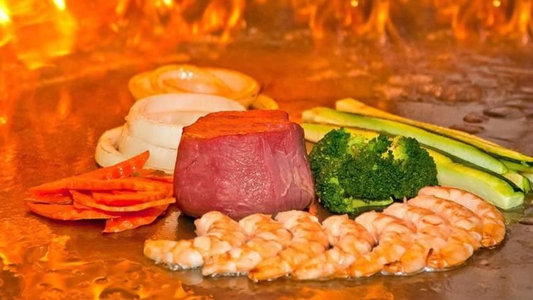 Ninja Japanese Steakhouse And Sushi Restaurant St George Ut Opentable