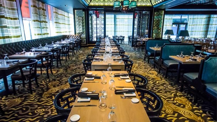 Empire Restaurant Boston Ma Opentable