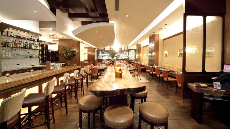 Pera Mediterranean Brasserie Restaurant New York Ny