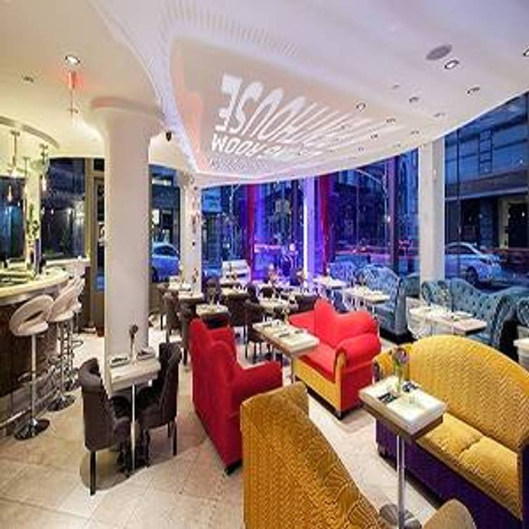 Toshi S Living Room Penthouse Restaurant New York Ny Opentable