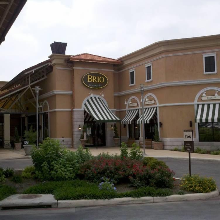 Permanently Closed Brio Tuscan Grille San Antonio Restaurant San Antonio Tx Opentable