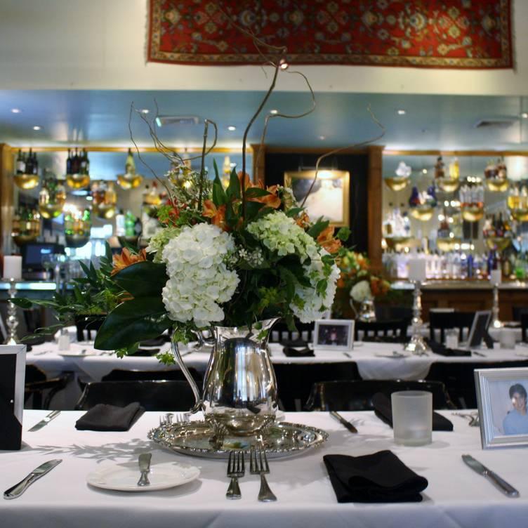 Ouisie S Table Restaurant Houston Tx